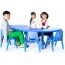 Moon Table Childrens Study Table With Chair