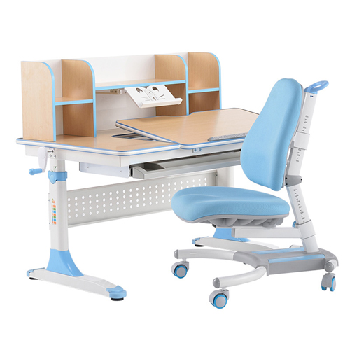 Clonitone Children Study Desk With Chair Image 1