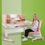 Clonitone Children Study Desk With Chair Image 2
