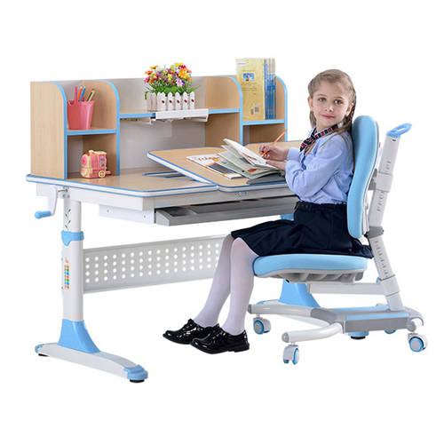 Clonitone Children Study Desk With Chair Image 3
