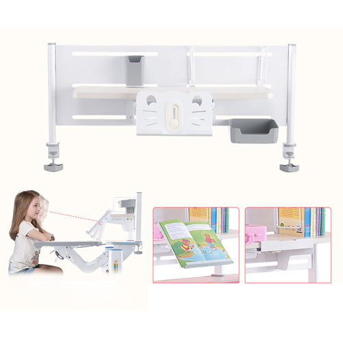 Comvex Children Writing Desk Set With Chair Image 8