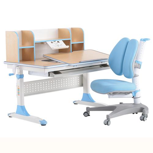 CreTech Children Lift Writing Desk With Chair