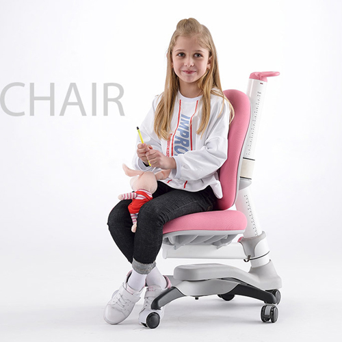 CreTech Children Lift Writing Desk With Chair Image 5