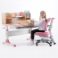 CreTech Children Lift Writing Desk With Chair Image 7