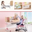 CreTech Children Lift Writing Desk With Chair Image 8