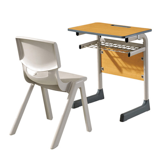 Werzalit School Desk With Chair Set