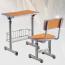 Kindergarten Lifting Single Study Table Image 2