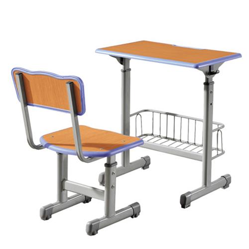 Kindergarten Lifting Single Study Table Image 3