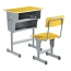 Standard Double Drawer School Desk Image 1