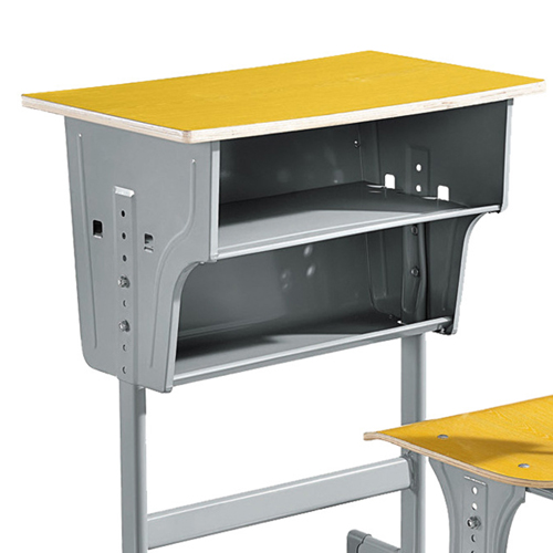 Standard Double Drawer School Desk Image 5