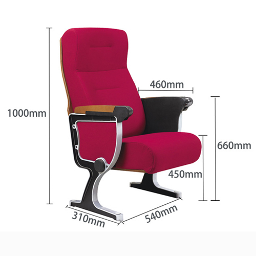 Sultrax Auditorium Seating Chair Image 13