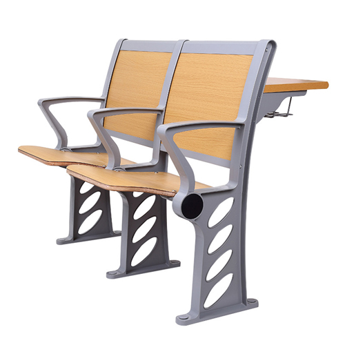 Bermo Metal Frame Wooden Auditorium Chairs