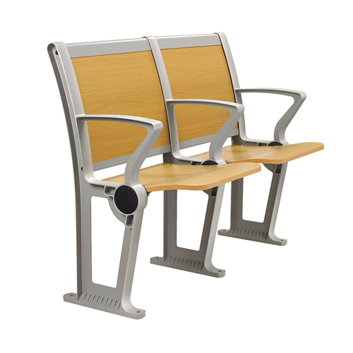 Folding Metal Student Row Chair Image 11