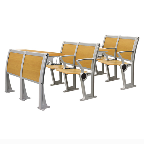 Folding Metal Student Row Chair Image 2