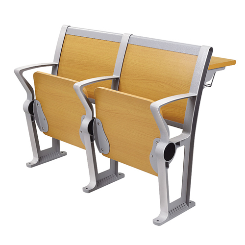 Folding Metal Student Row Chair Image 3