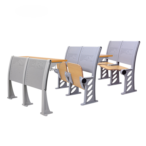 Candecor Wooden Seat Auditorium Chairs Image 1