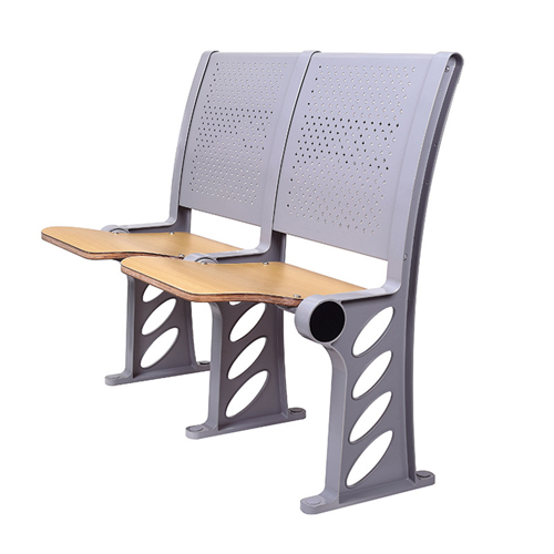 Candecor Wooden Seat Auditorium Chairs Image 4