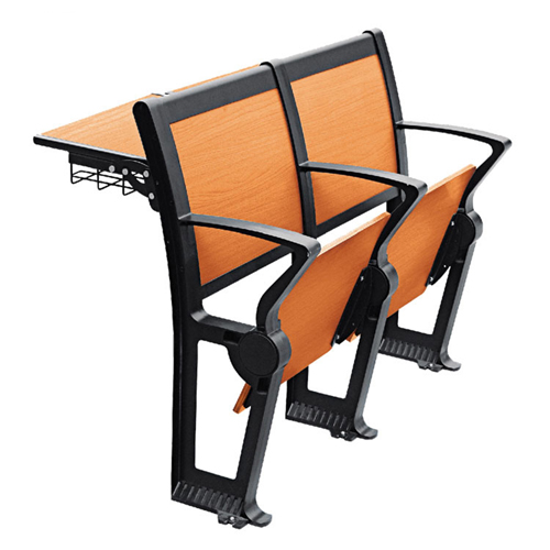 Double Folding Aluminum Study Chair