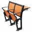 Double Folding Aluminum Study Chair Image 2