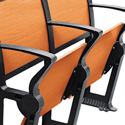 Double Folding Aluminum Study Chair Image 4