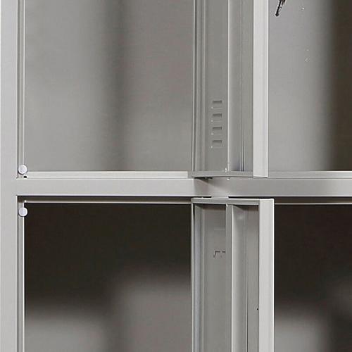 Xbones Fifteen Metal Cabinet Lockers Image 10