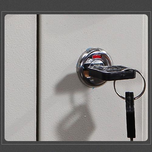 Xbones Fifteen Metal Cabinet Lockers Image 11