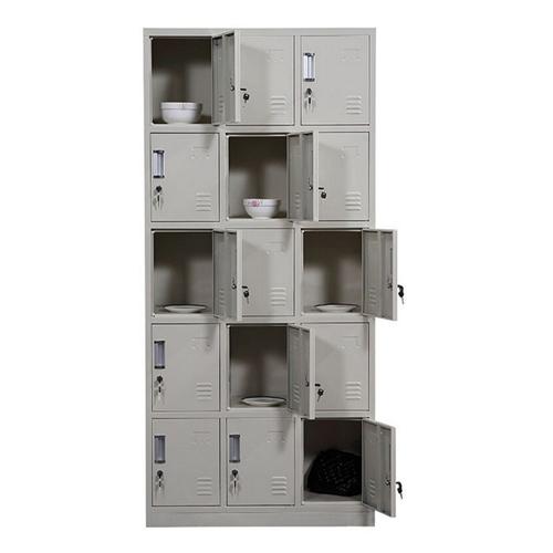 Xbones Fifteen Metal Cabinet Lockers