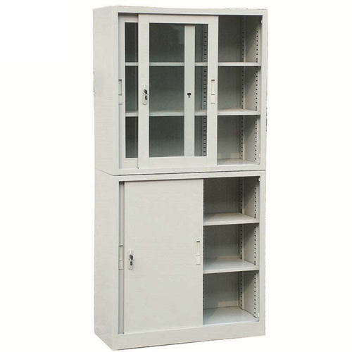 Daycore Metal Cabinet with Sliding Door