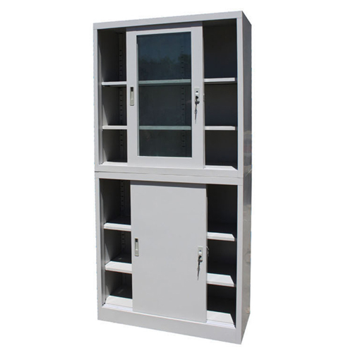 Daycore Metal Cabinet with Sliding Door Image 5
