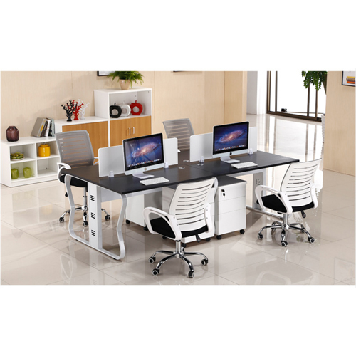 Ultrimax Cubicle Workstation With Metal Legs Image 3