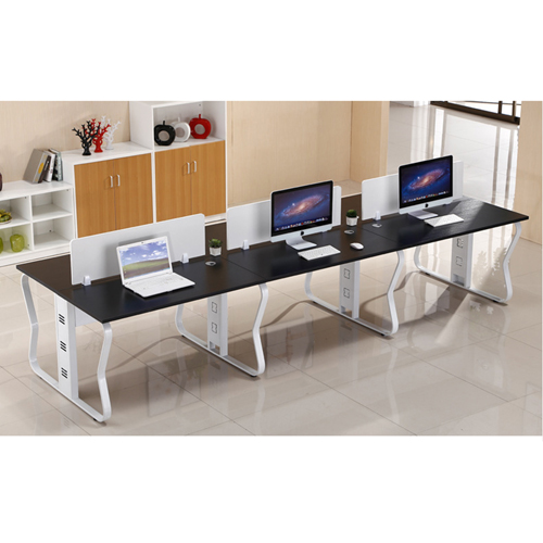 Ultrimax Cubicle Workstation With Metal Legs Image 6