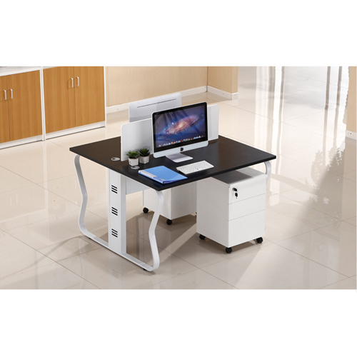 Ultrimax Cubicle Workstation With Metal Legs Image 7