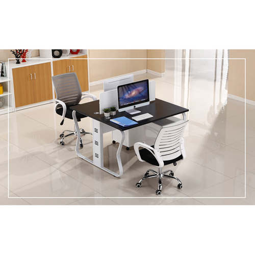 Ultrimax Cubicle Workstation With Metal Legs Image 8