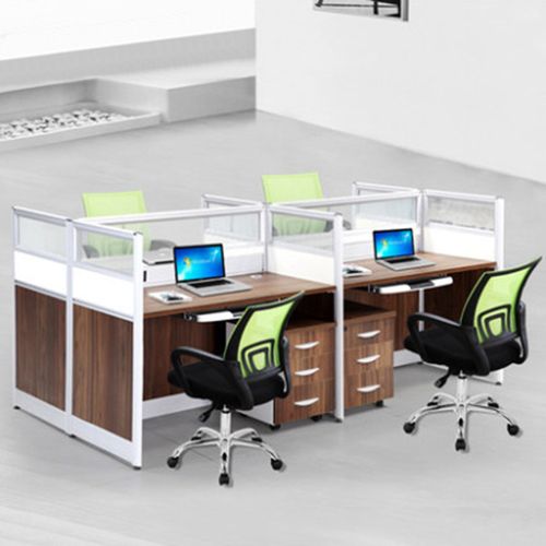 Double-Sided Cubicle Workstation Image 1