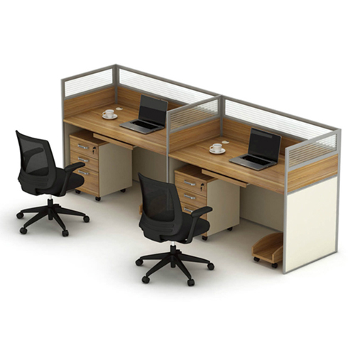 Double-Sided Cubicle Workstation Image 6