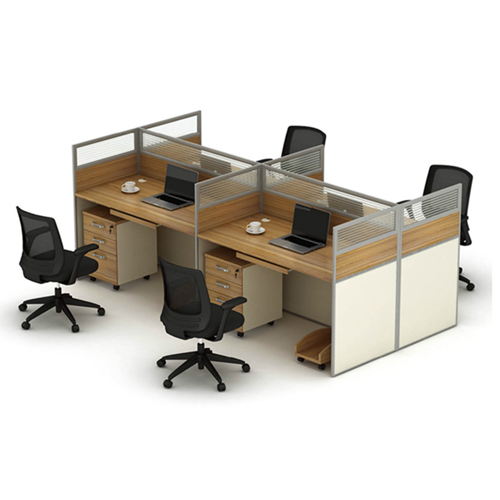 Double-Sided Cubicle Workstation Image 7