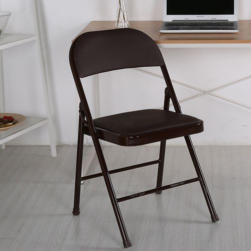 Alara Folding Chair with Padded Seat Image 2