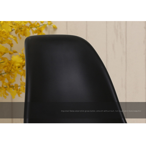 Molded Plastic Seat Shell Chair Image 10
