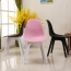 Molded Plastic Seat Shell Chair Image 3