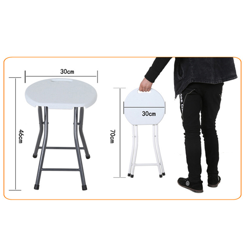 Quarx Portable Folding Stool Image 16