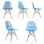 Crystal Dowel Base Chair Image 11