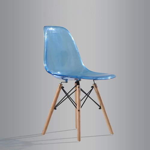 Crystal Dowel Base Chair Image 2