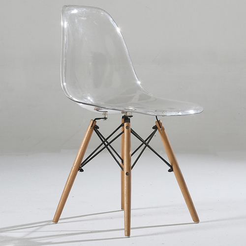 Crystal Dowel Base Chair Image 7