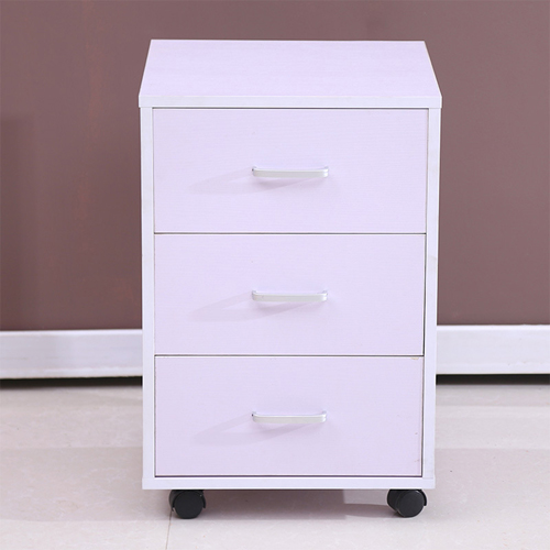 Contemporary Drawer Mobile Cabinet Image 9