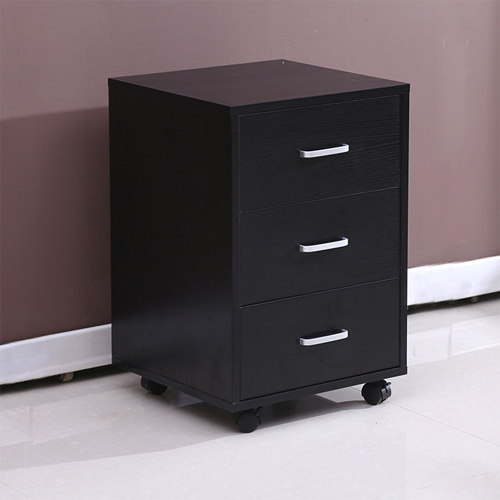 Contemporary Drawer Mobile Cabinet Image 10