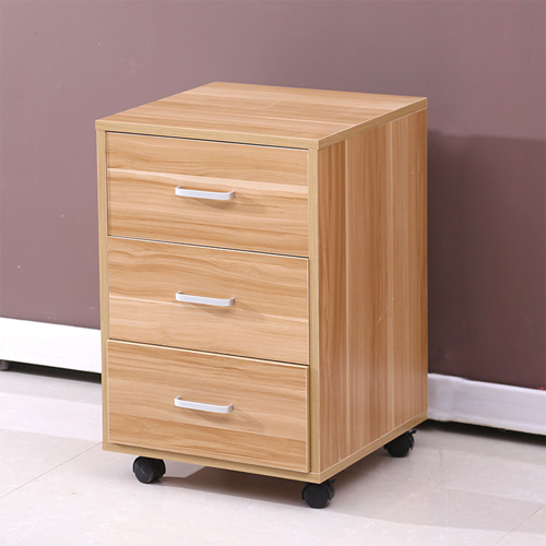 Contemporary Drawer Mobile Cabinet Image 1