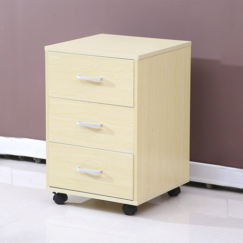 Contemporary Drawer Mobile Cabinet Image 2