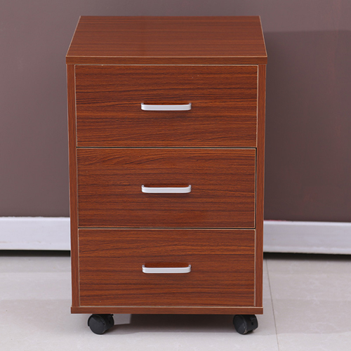Contemporary Drawer Mobile Cabinet Image 3