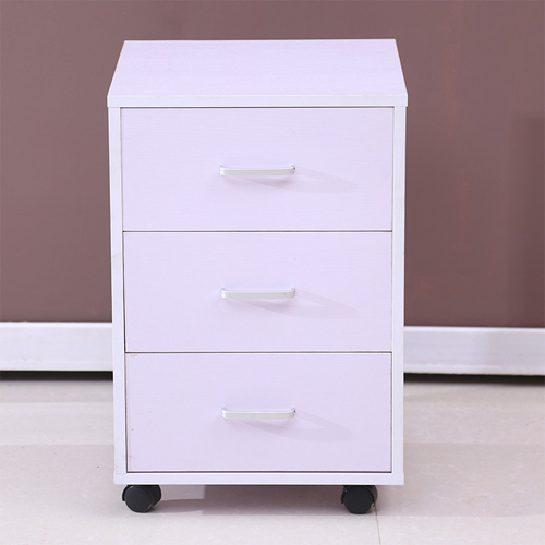Contemporary Drawer Mobile Cabinet Image 4