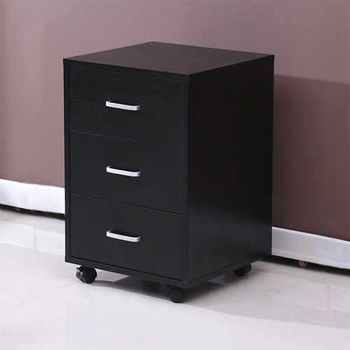 Contemporary Drawer Mobile Cabinet Image 5